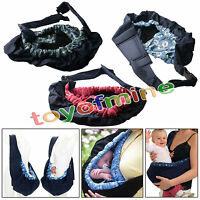 Latest Baby Infant Newborn Adjustable Carrier Sling Wrap Rider Backpack Pouch