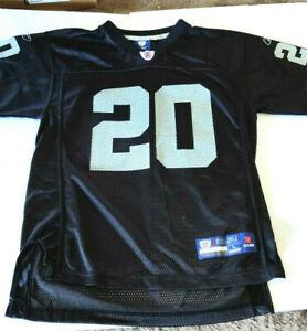 Raiders Brand New McFadden Jersey# 20 Size L (14-16 ) Youth Brand New WT