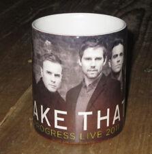 Take That Progress Live 2011 Tour MUG