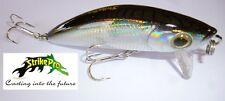 mustang minnow esca artificiale pesca spinning luccio black bass mg018 010