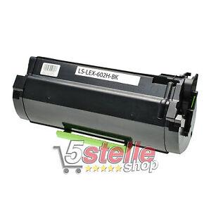 TONER XL PER LEXMARK MX 310DN 410DE 510DE 511DHE 511DE 511DTE 611DE 611DHE