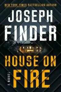 House on Fire by Joseph Finder (author) #36215