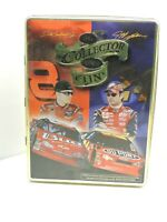 Nascar Slick 50 2002 Collector Tin Dale Earnhardt Jr. 8 Car & Jeff Gordon 24 Car