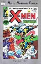 Marvel Milestone Edition X-Men #1 in Very Fine to Near Mint - condition.