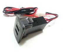 Einbau Steckdose USB Ladegerät USB Charger Adapter für Volkswagen VW Golf 4 IV
