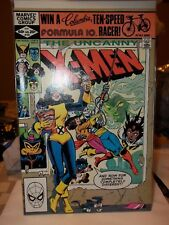 Uncanny X-men #153 SIGNED Bronze Age Kitty Pryde Art by Dave Cockrum 1982 VF/NM