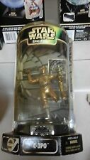 STAR WARS EPIC FORCE C-3PO1997 NEW IN PACKAGE