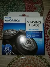 Philips Norelco SH50 Replacement Shaving Heads Series 5000 - Brand New