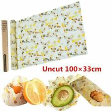 Beeswax Food Wrap, Reusable Bee's Roll Wrap, Reusable Plastic Wrap Alternative