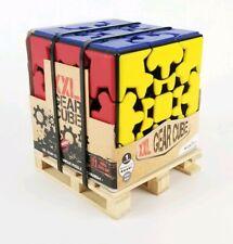 """XXL Gear Cube Meffert's Rotation Brain Teaser Puzzle Twists & Turns New 4.5x4.5"""""""