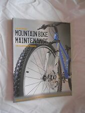 Mountain Bike Maintenance : The Illustrated Manual by Mel Allwood (2004, Paperba
