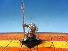 Warhammer Fantasy Battle Savage Orc Spear 1992 Metal Citadel Games Workshop OOP