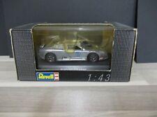 Revell 1/43 - Bugatti EB 110S - silber