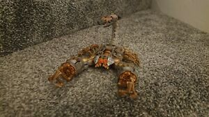 Transformers movie 2007 deluxe scorponok excellent condition with weapon