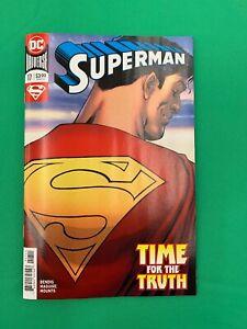 Superman #17 (2019) Main Cover A DC Comics 2019 Bendis Maguire Mounts Sold Out
