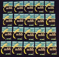 100% YONEX BG66 String 10m*20 packs, the length =YONEX BG66 Reel