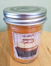 *NEW* Bath & Body Works Pumpkin Cupcake Mason Jar Scented Candle