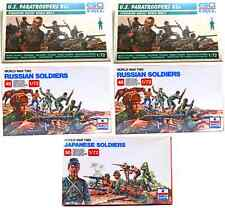 ESCI ERTL 1/72 scale World War Two Bundle - 5 mint boxed sets