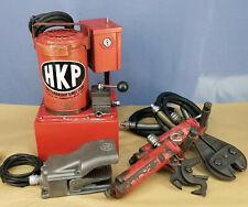 Hk Porter Hkp Hydraulic Pump Cutter Chain Repair Linkmaster Workhead Cutterhead