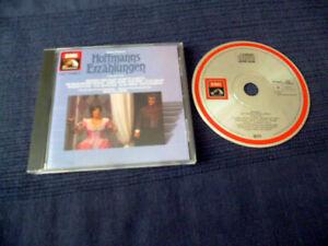 CD Offenbach Hoffmanns Erzählungen Highlights Fischer-Dieskau Wallberg BEST