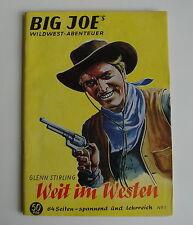 Big Joes (Saxonia) Nr. 1-34 kpl. (Z1-2)