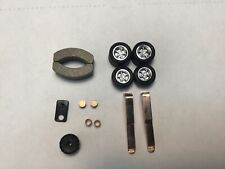 HO Slot Car Tune Up Kit For Aurora Tjets, AutoWorld &Dash Chassis& Afx Non Mag