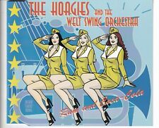CD THE HOAGIES AND THE WELT SWING ORCHESTRArum and coca-colaMAXI CD NM (A4995)