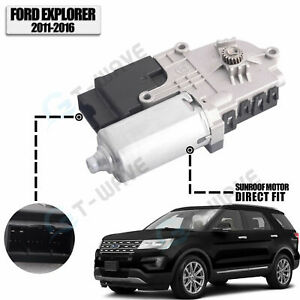 Sunroof Moon Roof Motor fits Ford Explorer Sport Utility 2011-2017 BB5Z15790A