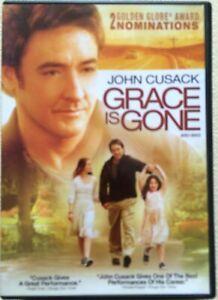 Grace Est Gone DVD 2007 de Deuil Drame Film Largeur / John Cusack Région 1