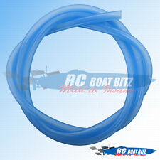RC Boat 1 Metre Small size silicone water tubing Blue 213B20B