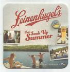 16 Leinenkugel's Let's Soak Up Summer  Beer Coasters