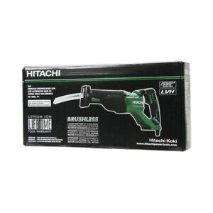 HITACHI 18V Variable Speed Brushless Cordless Reciprocating Saw Metabo HPT