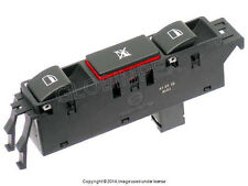 BMW E46 Window Switch LEFT /Driver side Front GENUINE + 1 year Warranty