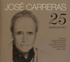 Jose Carreras - 25-CD NEUF
