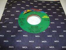 Rock Unplayed NM! 45 HUDSON BROTHERS Be A Man on Rocket