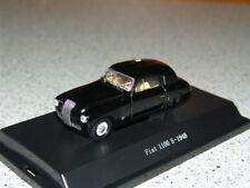FIAT 1100 S 1948 BLACK 1:43 STARLINE