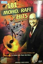 101 Mohd Rafi Hits - Bollywood Songs DVD, 101 Songs In 3 DVD Set