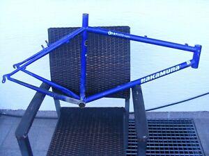 NAKAMURA Complite  Stahl-Rahmen Retro vintage Frame Kult bike MTB 90er