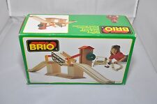 BRIO New-in-Box :  DRAWBRIDGE  #33357 Made in Sweden / Extremely rare edition