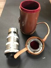 Rare! Meyer-Optik Gorlitz Trioplan 1: 2.8 100mm Lens