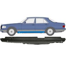 Mercedes S-Klasse W126 1979-1991 Voll Schweller Reparaturblech / Links