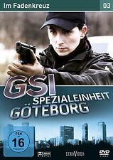 GSI - Spezialeinheit Göteborg: Im Fadenkreuz ( Schwedischer Action-Thriller )