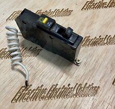New Listingcircuit Breaker Square D Qob120gfi 20 Amp 1 Pole 120v Bolt On Gfci 22ka