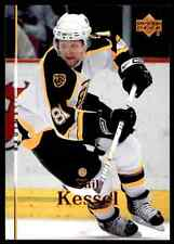2007-08 Upper Deck Series 1 Phil Kessel #165