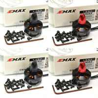 4x Emax MT1804 2480KV Brushless Motor CW CCW For 250 250mm Multi Quad Copter