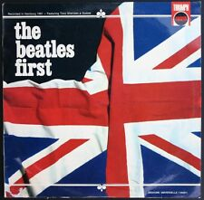 THE BEATLES FIRST beau 33T LP  Recorded in Hamburg 1961 TRIUMPH RECORD 240.011