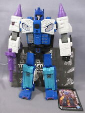"""Transformers Titans Return """"OVERLORD"""" Leader Class complete 2017"""