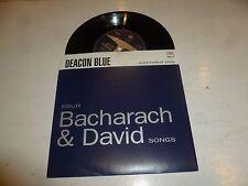 """DEACON BLUE - Four Bacharach & David Songs - 1990 UK 4-track 7"""" vinyl EP Single"""