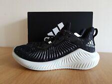 Adidas para mujer alphabounce + Parley Zapatillas Para Correr Negro/Verde/Blanco G28373 Reino Unido 5.5