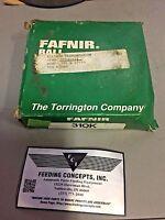 """Fafnir Ball Bearing 5206WD 5206WDC1 1-3//16/"""" ID 2-7//16/"""" OD WIDTH 1-1//16/"""" New"""